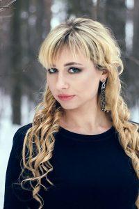 Russische und weißrussische Frauen